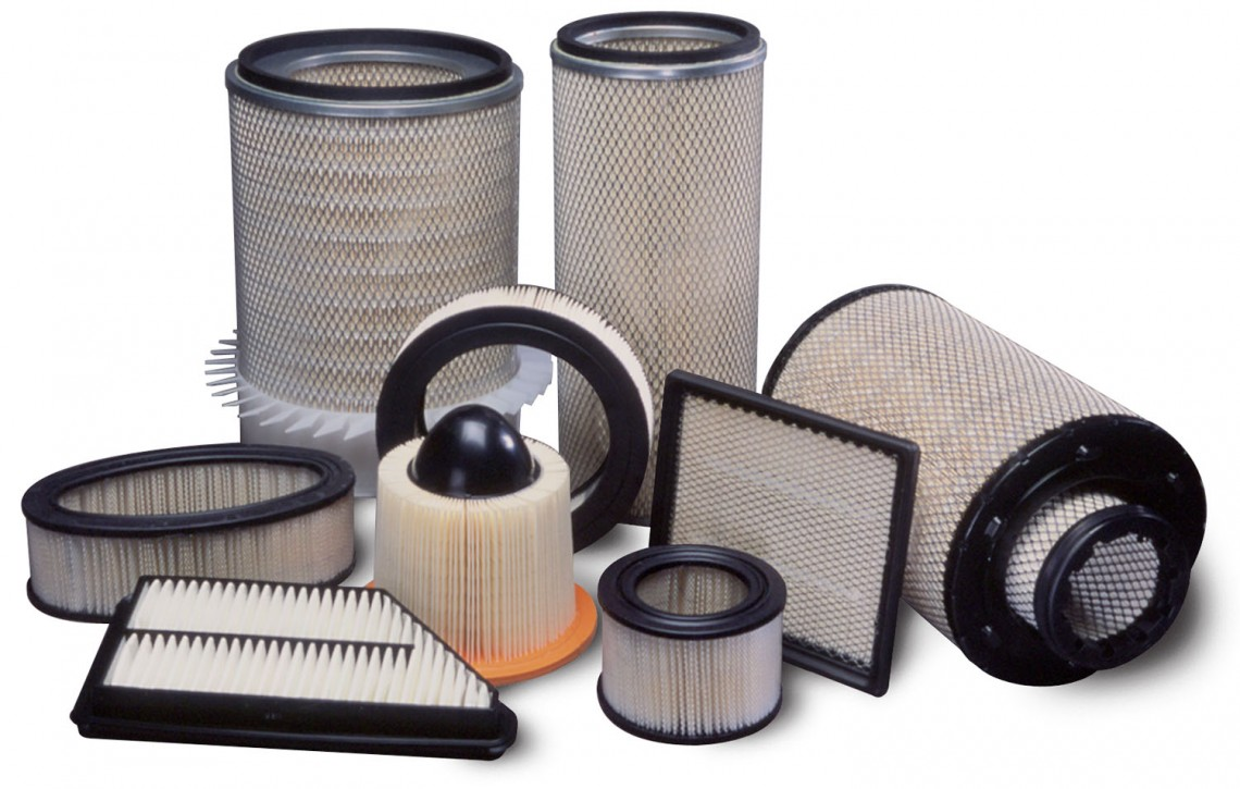 Image result for Oil and fuel filters