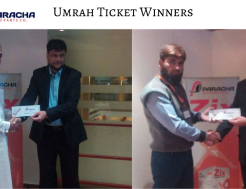 Umrah Ticket Winners