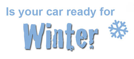 is you car ready for winter