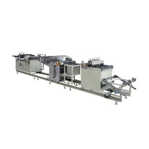 SEGJ-420-Full-auto-Rotary-ECO-Pleating-Production-Line